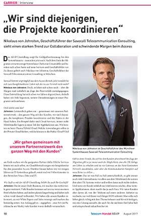 Interview als pdf Download