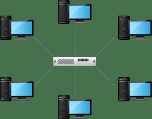 ethernet-netzwerk